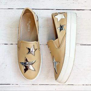 J/SLIDES Platform Slip On Sneakers
